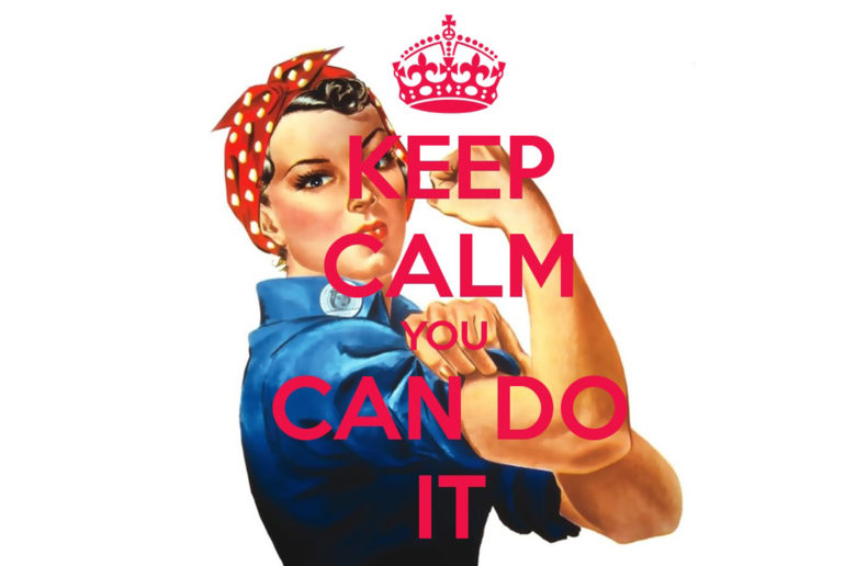 Keep Calm You can do it